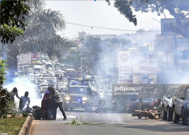 besigye blog